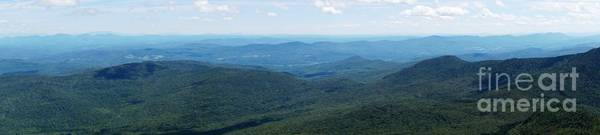 Waterbury Photograph - Panoramic Camels Hump Vermont by Jennifer Colombo