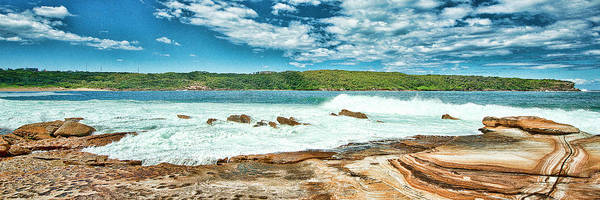 Photograph - Panoramic Photo Of La Perouse by Yew Kwang