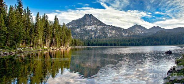 Wall Art - Photograph - Panoramic View Of Anthony Lake by Robert Bales