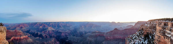 Mather Point Photograph - Panoramic View Of The Grand Canyon by Bob Stefko