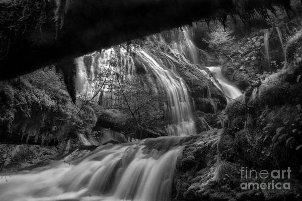 Wall Art - Photograph - Panther Falls II by Keith Kapple