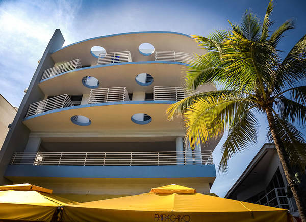 Wall Art - Photograph - Congress Hotel Of South Beach by Karen Wiles