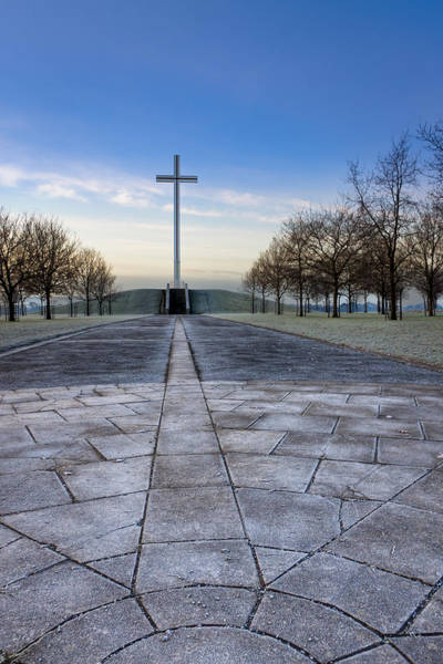 Photograph - Papal Cross In Dublin's Phoenix Park by Mark Tisdale