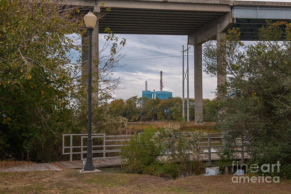 Photograph - Paper Mill From The Park by Dale Powell