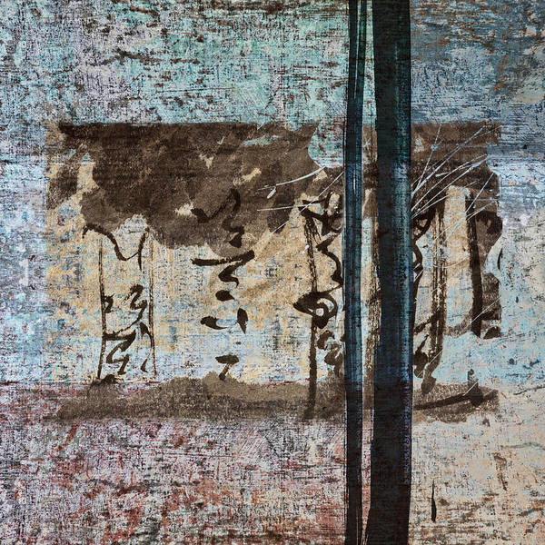 Cement Wall Art - Photograph - Papers And Inks by Carol Leigh