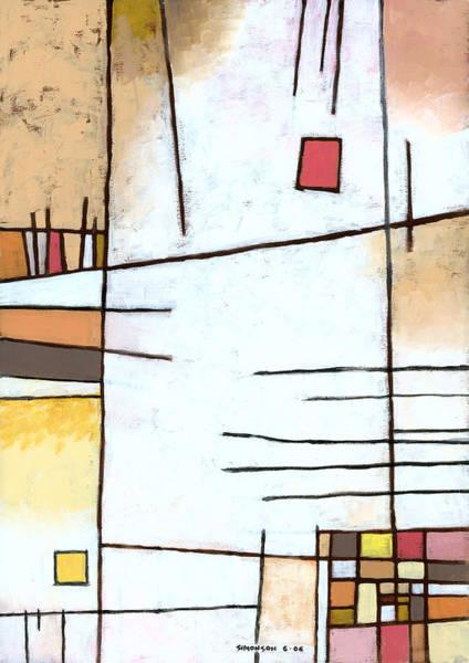 Wall Art - Painting - Paprika by Douglas Simonson
