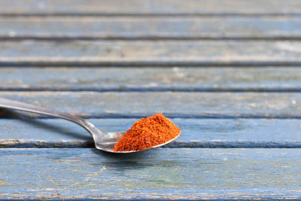 Asian Food Photograph - Paprika by Tom Gowanlock
