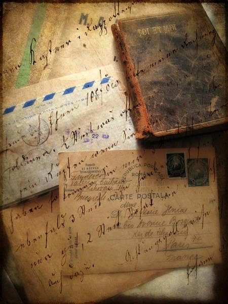 Photograph - Papyrus  by Jessica Jenney