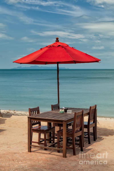 Photograph - Paradise Dining by Adrian Evans
