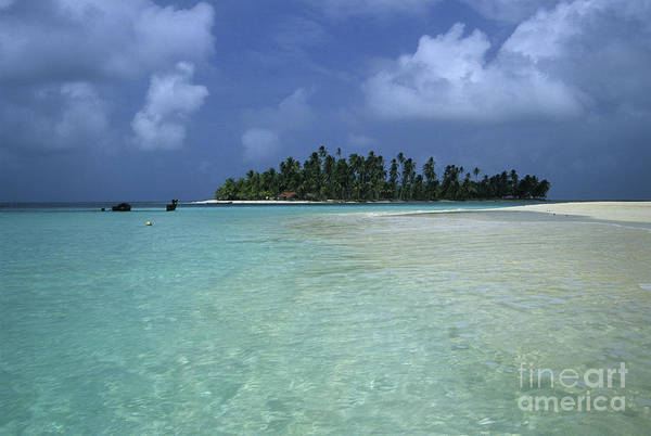 Photograph - Paradise Island 1 by James Brunker