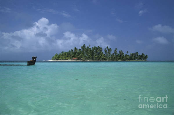 Photograph - Paradise Island 2 by James Brunker