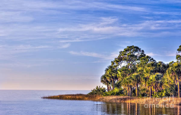 Island In The Sky Photograph - Paradise On The Gulf by Marvin Spates