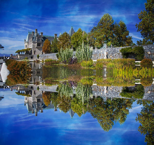 Nc State Wall Art - Photograph - Paradise Reflection by Betsy Knapp