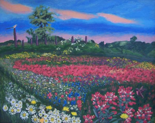 Painting - Paradise by Vera  Smith