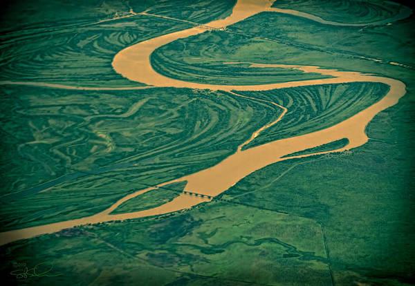 Photograph - Paraguay River Crossing by S Paul Sahm