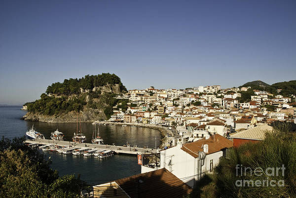 Photograph - Parga Town 1 by James Lavott