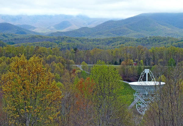 Photograph - Pari And The Blueridge Mountains by Duane McCullough