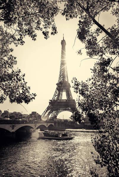 Champ Photograph - Paris 2014 by Ivan Vukelic