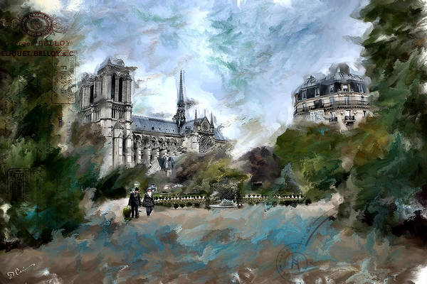 Photograph - Paris Afternoon by Evie Carrier