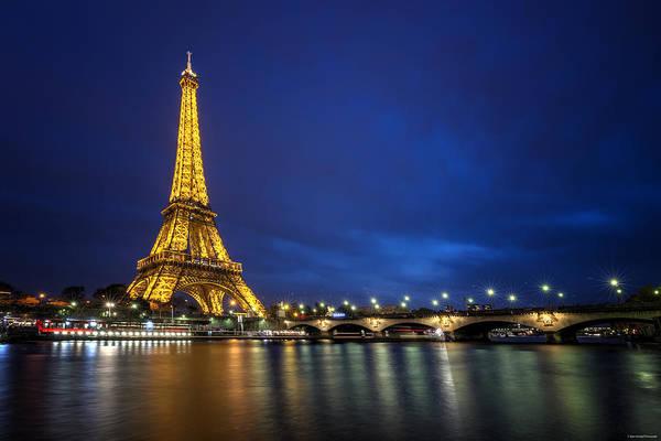 Photograph - Paris Blues by Ryan Wyckoff