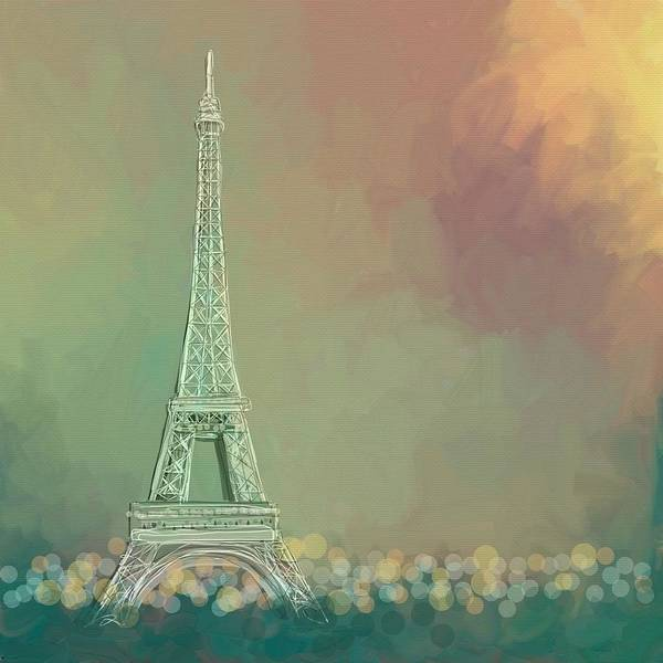 Romantic Wall Art - Photograph - Paris by Cathy Walters