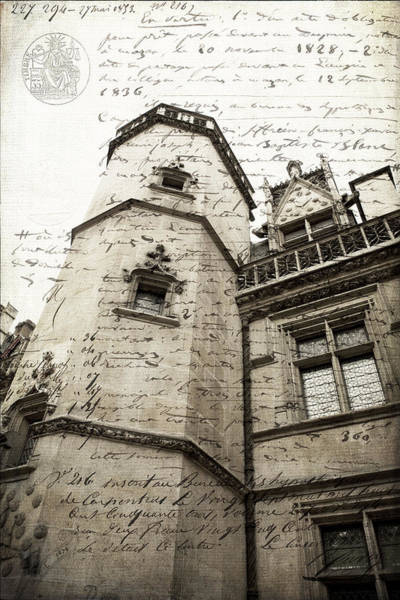 Photograph - Paris Fable by Evie Carrier