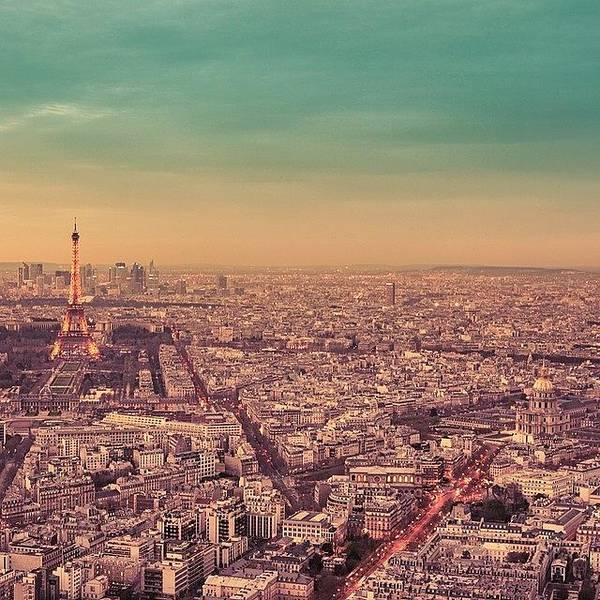 Travel Photograph - Paris Is Everything I Expected And So by Vivienne Gucwa