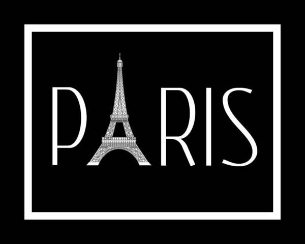Paris Digital Art - Paris by Jaime Friedman
