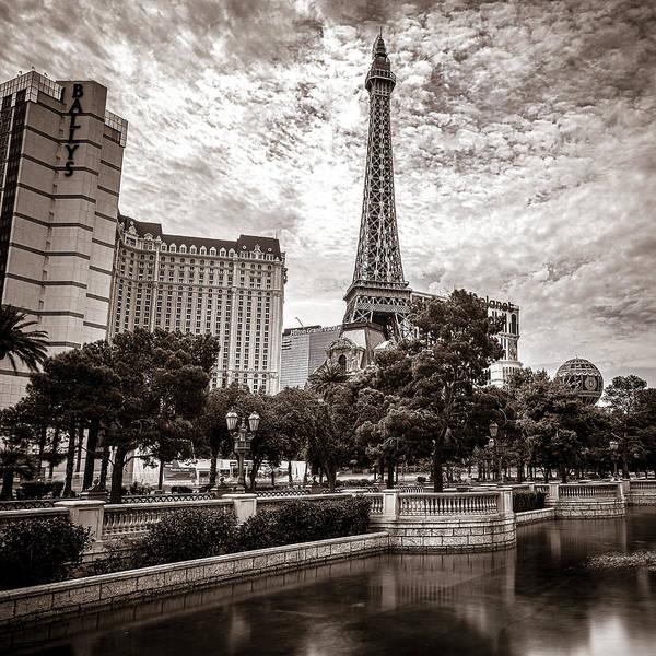 Paris Las Vegas Art Print
