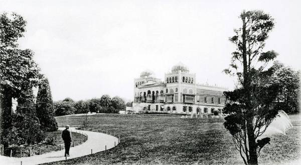 Palais Photograph - Paris Meteorological Observatory by Royal Astronomical Society