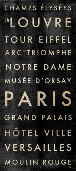 Notre Dame Painting - Paris Subway by Aubree Perrenoud