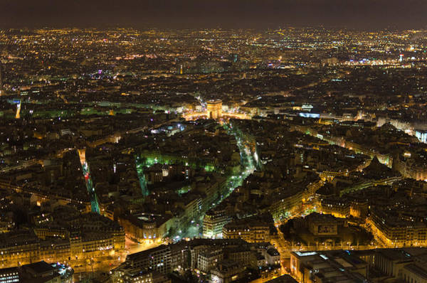 Photograph - Paris V by Pablo Lopez