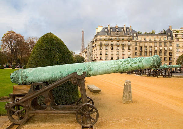 Photograph - Paris View #2 by Mick Burkey