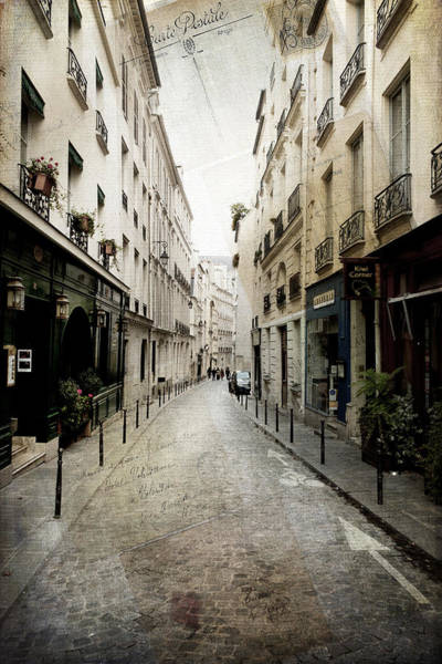 Photograph - Paris You Are Hard To Forget by Evie Carrier