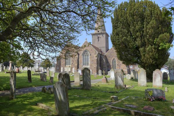 St Martin Photograph - Parish Church St Martin - Jersey by Joana Kruse