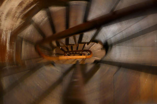 Photograph - Parisian Stairs by Jenny Setchell