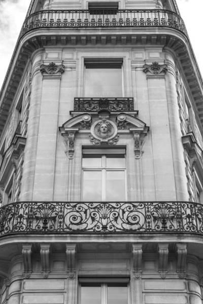 Photograph - Parisian Style by Georgia Fowler