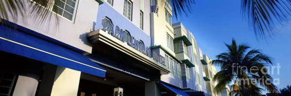Wall Art - Photograph - Miami Icon by Rod McLean