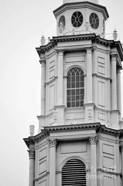 Photograph - Park Street Church Boston by Staci Bigelow