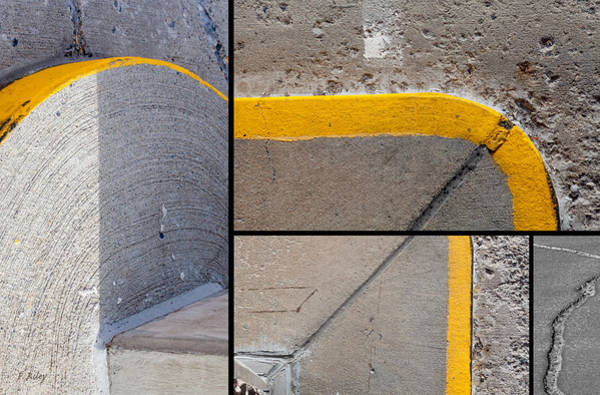 Photograph - Parking Lot Confusion by Fran Riley