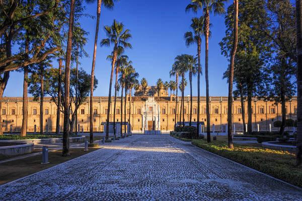 Photograph - Parlamento De Andalucia by Joan Carroll