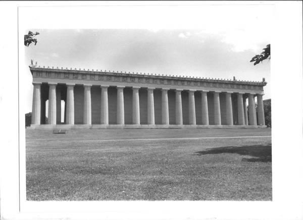 Photograph - Parthenon by Bc Adamkowski