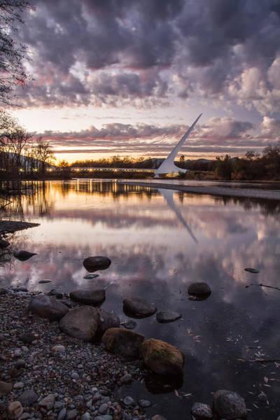 Wall Art - Photograph - Parting Skies by Randy Wood