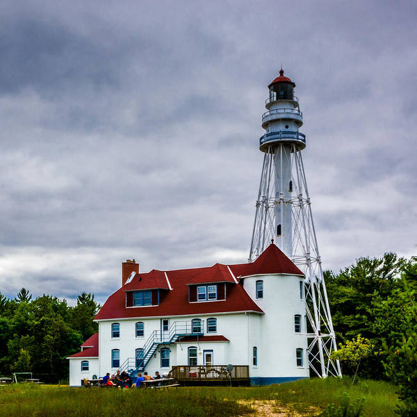 Photograph - Party At The Lighthouse by Randy Scherkenbach