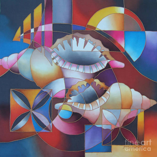Painting - Pasifika Calling by Maria Rova