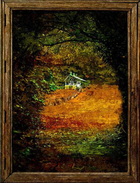 Painting - Passage by Rick Mosher