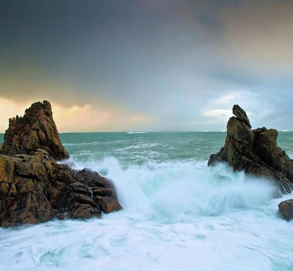 Storm Photograph - Passage by Ulrich Mueller