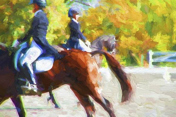 Fairhill Photograph - Passing by Alice Gipson