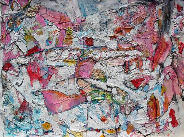 Wall Art - Painting - Passion by Hari Thomas