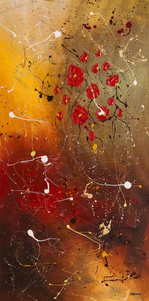 Painting - Passione by Carmen Guedez